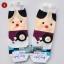 A031**พร้อมส่ง**(ปลีก+ส่ง) ถุงเท้าแฟชั่นเกาหลี ข้อสูง มีหมวก มี 4 แบบ เนื้อดี งานนำเข้า( Made in Korea) thumbnail 6