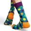 S482**พร้อมส่ง** (ปลีก+ส่ง) ถุงเท้าแฟชั่นเกาหลี ข้อยาว ลายจุด เนื้อดี งานนำเข้า(Made in china) thumbnail 2