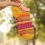 S274**พร้อมส่ง** (ปลีก+ส่ง) ถุงเท้าแฟชั่นเกาหลี ข้อสั้น เนื้อดี งานนำเข้า(Made in China) thumbnail 5