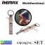 พวงกุญแจ REMAX SMOKING SET RT-CL01 ที่จุดบุหรี่พร้อมกรรไกรตัดเล็บ ราคา 280 บาท ปกติ 650 บาท thumbnail 1