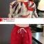 แฟชั่นเกาหลี set เสื้อและกางเกงขาสั้น สวยน่ารักมากๆ thumbnail 7