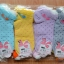 S203**พร้อมส่ง** (ปลีก+ส่ง) ถุงเท้าแฟชั่นเกาหลี ข้อสั้น เนื้อดี งานนำเข้า(Made in China) thumbnail 1
