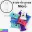 สายชาร์จ ลูกอม CA20m For Micro USB (5 pin) ราคา 45 บาท ปกติ 115 บาท thumbnail 1