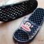K011-BL **พร้อมส่ง** (ปลีก+ส่ง) รองเท้านวดสปา เพื่อสุขภาพ ปุ่มเล็ก ลิง Pual Frank สีกรมท่า ส่งคู่ละ 150 บ. thumbnail 4