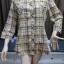 เสื้อเชิ้ตลายสก็อตหญิง ( 6852S) thumbnail 2