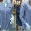 H1184 เสื้อเชิ้ตผู้หญิง ผ้าcotton 100% thumbnail 6