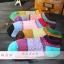 S332**พร้อมส่ง** (ปลีก+ส่ง) ถุงเท้าแฟชั่นเกาหลี ข้อสั้น เนื้อดี งานนำเข้า(Made in China) thumbnail 8