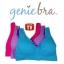 [2 แพค 1,100 บาท] genie bra Summer Set ชุดชั้นในจินนี่บรา งานเกรดพรีเมี่ยมฟองน้ำในตัว thumbnail 1