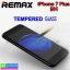 ฟิล์มกระจก iPhone 7 Plus Remax tempered glass ราคา 165 บาท ปกติ 390 บาท ความแข็ง 9H thumbnail 1