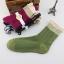 S179 **พร้อมส่ง** (ปลีก+ส่ง) ถุงเท้าแฟชั่นเกาหลี ข้อยาว เนื้อดี งานนำเข้า(Made in China) thumbnail 7