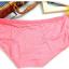 กางเกงในเอวต่ำเสริมความกระชับเหมาะกับวันมีประจำเดือน เซต 4 ตัว ( เทา , ชมพู , ดำ , เนื้อ ) thumbnail 11
