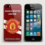 Manchester United Football Club iPhone5s case thumbnail 1