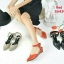 ZARA lady's shoes พร้อมส่ง รองเท้าหัวแหลมส้นเตารีด thumbnail 6