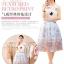 แฟชั่นเกาหลี set เสื้อและกระโปรง สวยเก๋ thumbnail 7
