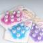 J01**พร้อมส่ง** (ปลีก 299 บ.+ส่ง 120 บ.) มือ นวด Massage Glove แบบพกพา สี ม่วง thumbnail 3