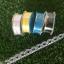 เทปสติ๊กเกอร์ลูกไม้ (ขายส่ง 110 บาท/12 ม้วนคละสี) thumbnail 1