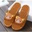K011 **พร้อมส่ง** (ปลีก+ส่ง) รองเท้านวดสปา เพื่อสุขภาพ ปุ่มเล็ก (การ์ตูน) ส่งคู่ละ 150 บ. thumbnail 6