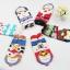 A048**พร้อมส่ง**(ปลีก+ส่ง) ถุงเท้าแฟชั่นเกาหลี ข้อสั้น มีหู มี 6 แบบ เนื้อดี งานนำเข้า( Made in Korea) thumbnail 1