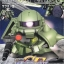 BB218 MS-06F ZAKU II thumbnail 1