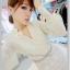 ชุดแซกสั้น Brand Qian Bai ชุดเดรสชุดแซกงานพรีเมี่ยม ตัวเสื้อผ้าชีฟองเนื้อดีสีครีม แขนยาว กระโปรงผ้าถักโครเชต์อย่างดี สวยมากๆครับ (พร้อมส่ง) thumbnail 4