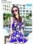 ชุดว่ายน้ำวันพีช ลายกราฟฟิก สีน้ำเงิน ดีไซน์เก๋ ใส่ได้ 2 แบบ thumbnail 4