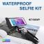แขนช่วยถ่ายรูป พร้อมรีโมทกันน้ำ ASHUTB Waterproof Selfie Kit KIT-S6WP ราคา 560 บาท ปกติ 1,400 บาท thumbnail 1