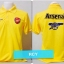 เสื้อโปโล อาร์เซนอล สีเหลือง RCY thumbnail 1