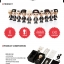 EXO - Figure Bluetooth Speaker (ระบุmember ) thumbnail 2