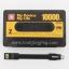 Remax RP-T10 Tape Power bank แบตสำรอง 10000 mAh ราคา 449 บาท ปกติ 1,250 บาท thumbnail 4