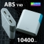 ABS/ARUN Y40 Power bank แบตสำรอง 10400 mAh thumbnail 1