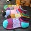 S332**พร้อมส่ง** (ปลีก+ส่ง) ถุงเท้าแฟชั่นเกาหลี ข้อสั้น เนื้อดี งานนำเข้า(Made in China) thumbnail 3