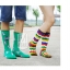S250**พร้อมส่ง** (ปลีก+ส่ง) ถุงเท้าแฟชั่นเกาหลี ข้อยาว คละ 8 ลาย มี 12 คู่ต่อแพ็ค เนื้อดี งานนำเข้า(Made in China) thumbnail 4