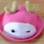 Y001-3**พร้อมส่ง** (ปลีก+ส่ง) หมวก สาน เด็ก ลายกวาง แฟชั่นเกาหหลี งานนำเข้า(Made in China) thumbnail 3