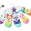 A008 **พร้อมส่ง**(ปลีก+ส่ง) ถุงเท้าแฟชั่นเกาหลี จมูก 3 มิติ มี 5 แบบ เนื้อดี งานนำเข้า( Made in Korea) thumbnail 2
