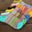 S274**พร้อมส่ง** (ปลีก+ส่ง) ถุงเท้าแฟชั่นเกาหลี ข้อสั้น เนื้อดี งานนำเข้า(Made in China) thumbnail 10