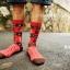 S375**พร้อมส่ง** (ปลีก+ส่ง) ถุงเท้าแฟชั่นเกาหลี ชาย ข้อยาว เนื้อดี งานนำเข้า(Made in china) thumbnail 13