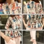 แฟชั่นเกาหลี set เสื้อ และกางเกงขายาว น่ารักมากๆ thumbnail 9