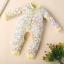 พร้อมส่ง เสื้อผ้าเด็กทารกแรกเกิด 0-1 ปี ราคาส่งจากโรงงาน ใช้ได้ทั้งเด็กหญิงเด็กชาย jump suit Romper ชุดหมี รหัส T-12015 สีเหลืองลายบาสเกตบอล 1ชุด ไซร์ 66 (ส่วนสูง 66cm ) thumbnail 1