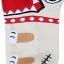 A038**พร้อมส่ง**(ปลีก+ส่ง) ถุงเท้าแฟชั่นเกาหลี ข้อสั้นมีหู มี 5 สี ขาว ครีม แทน ดำ เทา เนื้อดี งานนำเข้า( Made in Korea) thumbnail 4