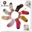 U037-1**พร้อมส่ง** (ปลีก+ส่ง) ถุงเท้าเด็ก Q House (2-5 ปี) มีกันลื่น เนื้อดี งานนำเข้า ( Made in China) thumbnail 1
