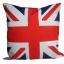 หมอนอิง ลายธงชาติอังกฤษ สวยๆ งามๆ ขนาด 18 x 18 นิ้ว ขายที่ละเป็นคู่ thumbnail 2