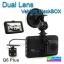 กล้องติดรถยนต์ Q6 Plus Dual Lens Vehicle BlackBox DVR ลดเหลือ 1,180 บาท ปกติ 2,960 บาท thumbnail 1