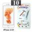 ฟิล์มกระจก iPhone 6/6s 9MC แผ่นละ 29 บาท (แพ็ค 10) thumbnail 1
