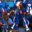 [P-Bandai] HG 1/144 RAG-79-G1 Waterproof Gundam thumbnail 1