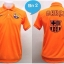 เสื้อโปโล บาร์เซโลน่า สีส้ม BN2 thumbnail 1