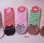 S276**พร้อมส่ง** (ปลีก+ส่ง) ถุงเท้าแฟชั่นเกาหลี ข้อยาว ลายแมว เนื้อดี งานนำเข้า(Made in China) thumbnail 19