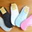 S580 **พร้อมส่ง** (ปลีก+ส่ง) ถุงเท้าแฟชั่นหญิง+ชาย ข้อกุด พื้นขนหนู มีซิลิโคนกันหลุด คละ5 สี เนื้อดี งานนำเข้า มี 10 คู่ต่อแพ็ค thumbnail 13