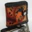 กระเป๋าสตางค์แบบ 2 พับ พร้อมโซ่ Line id : 0853457150 thumbnail 1