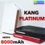 Remax KANG PLATINUM KP-08 Power bank แบตสำรอง 8000 mAh ลดเหลือ 460 บาท ปกติ 1,150 บาท thumbnail 1