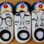 S006-B **พร้อมส่ง**(ปลีก+ส่ง) ถุงเท้า แฟชั่นเกาหลี ลายอารมณ์ มี 12 แบบ เนื้อดี งานนำเข้า(Made in china) thumbnail 3